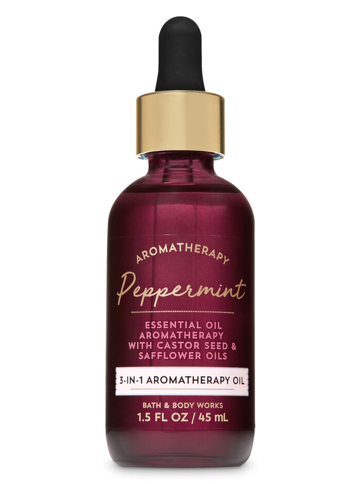Peppermint fragranza 3-in-1 Aromatherapy Essential Oil