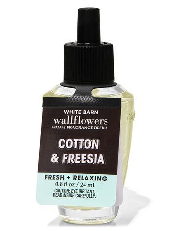 Cotton & Freesia fragranza Ricarica diffusore elettrico