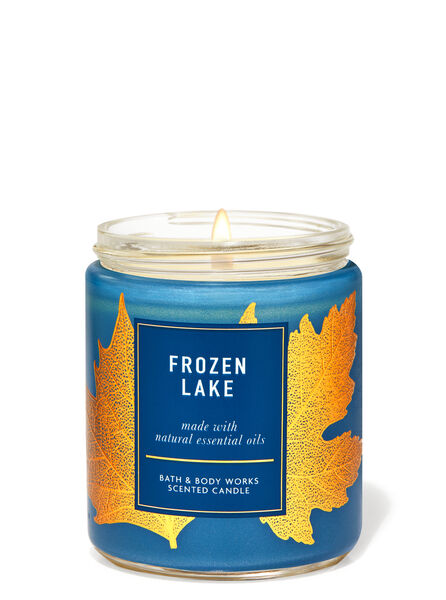 Frozen Lake fragranza Candela a 1 stoppino
