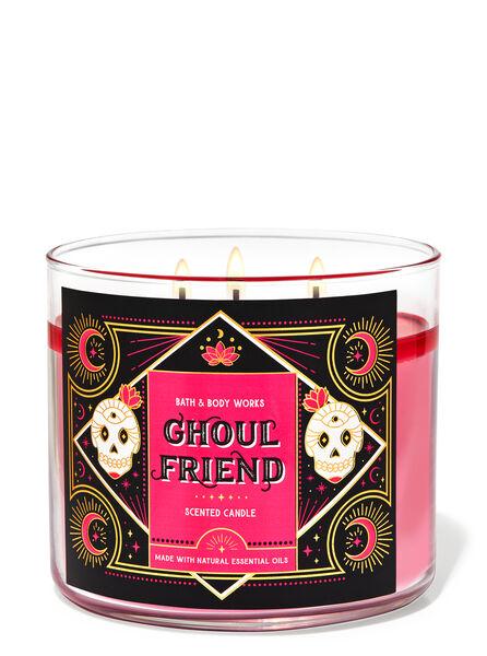 Ghoul Friend fragranza Candela a 3 stoppini