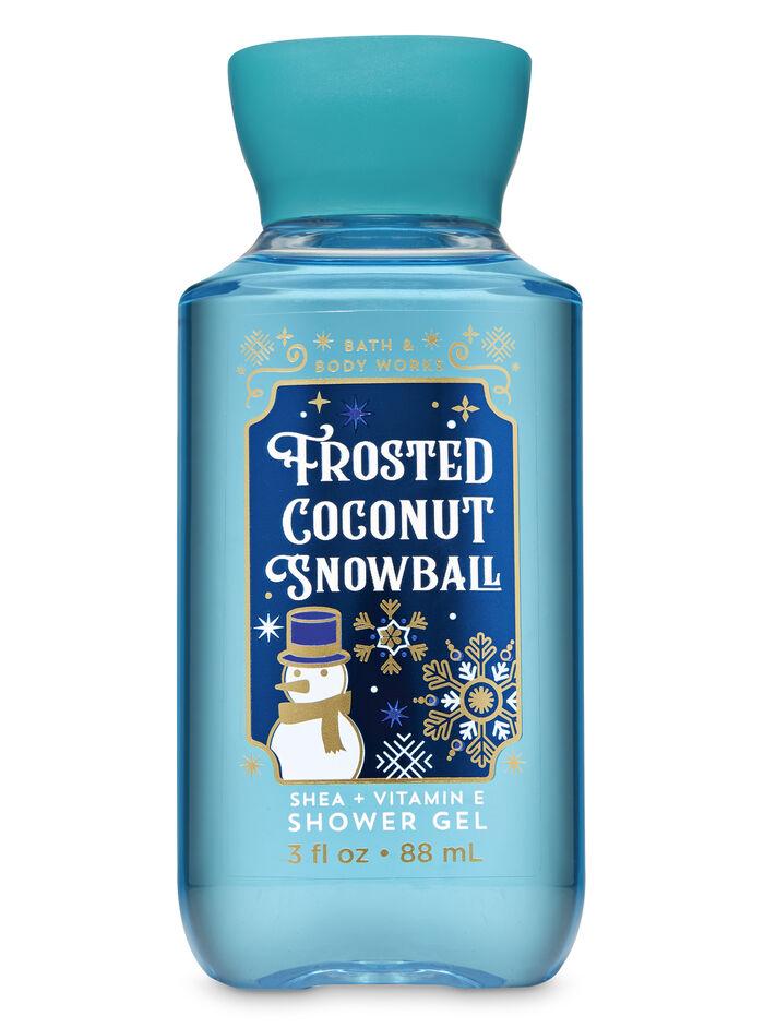 Frosted Coconut Snowball fragranza Mini Gel doccia