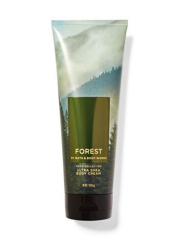 Forest fragranza Crema corpo ultra idratante
