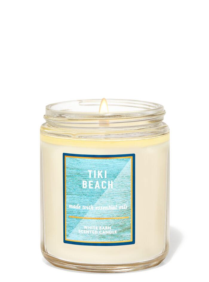 Tiki beach fragranza Candela a 1 stoppino