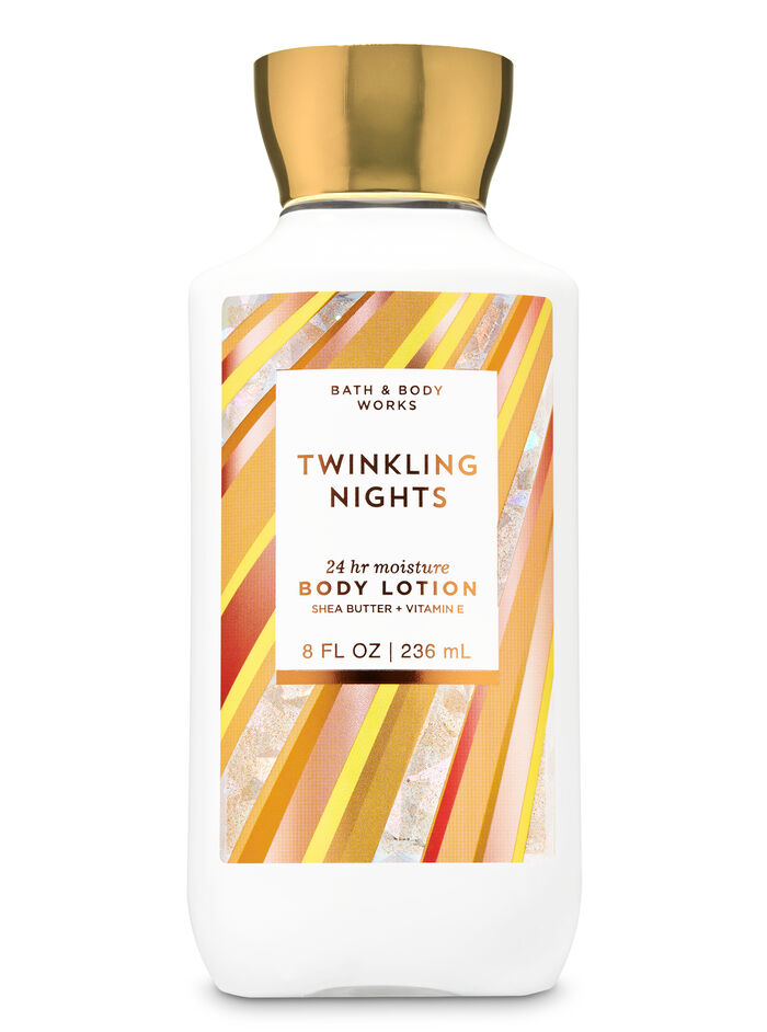 Twinkling Nights fragranza Latte corpo