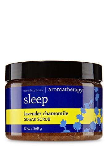 Lavender Chamomile fragranza Sugar Scrub