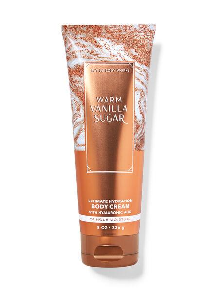Warm Vanilla Sugar fragranza Crema corpo