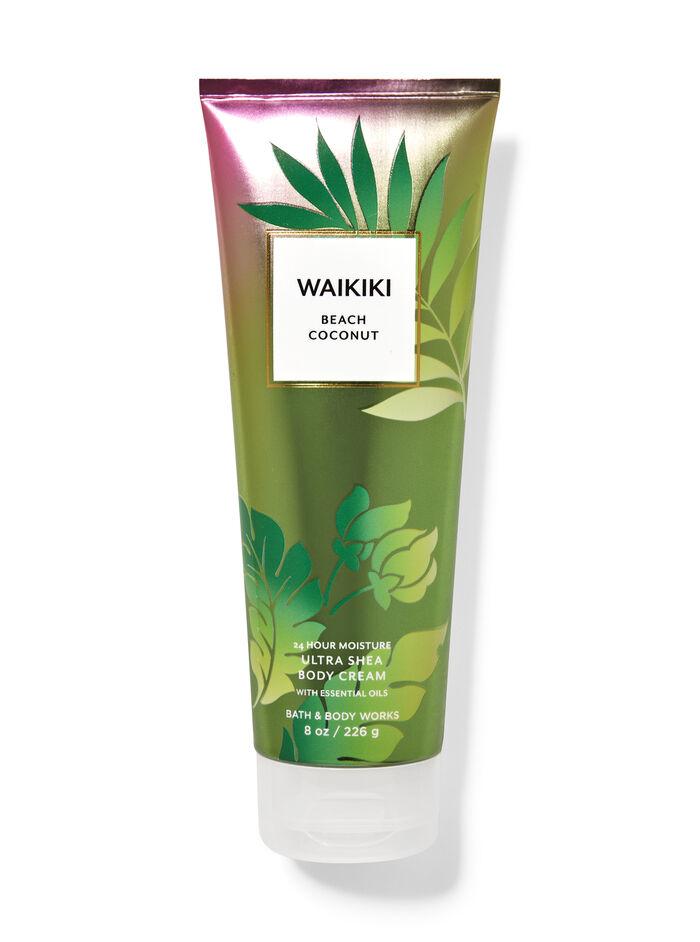 Waikiki Beach Coconut fragranza Crema corpo ultra idratante