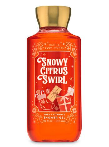 SNOWY CITRUS SWIRL fragranza Gel doccia