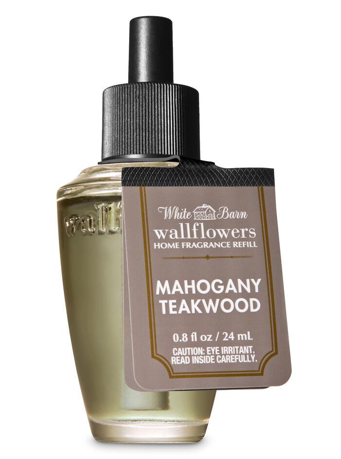 Mahogany Teakwood fragranza Ricarica diffusore elettrico