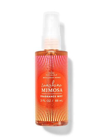Sunshine Mimosa fragranza Mini acqua profumata