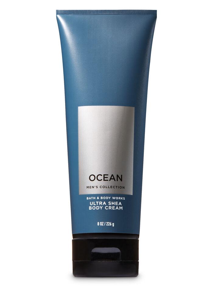 Ocean men fragranza Crema corpo ultra idratante