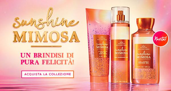 Sunshine Mimosa